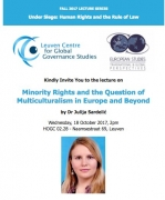 Guest Lecture at the KU Leuven Centre for Global Governance.