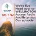 Interview fo the Voice of Aroha (Wellington Access Radio).